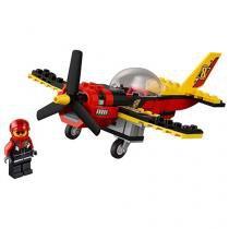 LEGO City Avião de Corrida - 89 Peças 60144
