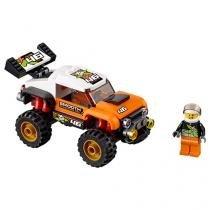 LEGO City Caminhão de Acrobacias - 91 Peças 60146