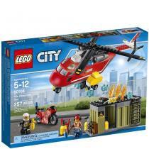 Lego City Corpo de Intervenção dos Bombeiros 60108 - LEGO -