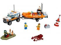 LEGO City Guarda Costeira 347 Peças - 60165