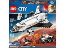 LEGO City Ônibus Espacial de Pesquisa em Marte - 273 Peças 60226