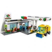 LEGO City Posto de Gasolina 515 Peças  - 60132