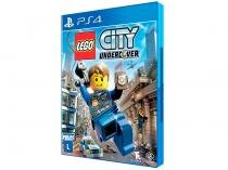 Lego City Undercover para PS4 - Warner