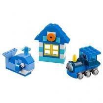 LEGO Classic Caixa de Criatividade Azul - 78 Peças 10706