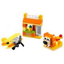 LEGO Classic Caixa de Criatividade Laranja - 60 Peças 10709