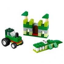LEGO Classic Caixa de Criatividade Verde - 66 Peças 10708