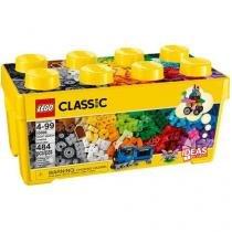 LEGO Classic Caixa Média de Peças Criativas 10696 - 484 Peças