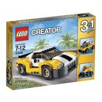 Lego Creator 31046 3 em 1 Carro Veloz - LEGO - Lego