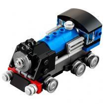 LEGO Creator Expresso Azul - 72 Peças 31054
