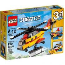 LEGO Creator Helicóptero de Carga 31029 - 132 Peças