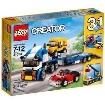 LEGO Creator Transportador de Veículos 31033 - 264 Peças