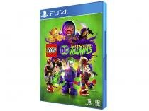 LEGO DC Super Villains para PS4 - Warner Games