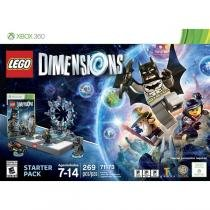 Lego dimensions starter pack - xbox 360 - Microsoft