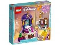 LEGO Disney Quarto do Castelo da Rapunzel - 156 Peças 41156
