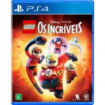 Lego DisneyPixar Os Incríveis - PS4 - Warner bros