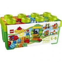 LEGO Duplo Caixa Divertida Tudo em Um Conjunto - 10572 65 Peças