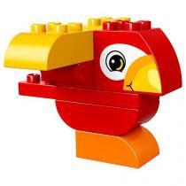 LEGO Duplo O Meu Primeiro Pássaro - 7 Peças 10852