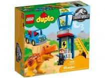 LEGO Duplo Torre do T-Rex 22 Peças - 10880