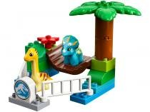 LEGO Duplo Zoológico de Gigantes Mansos 24 Peças - 10879