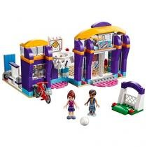 LEGO Friends Ginásio de Esportes de Heartlake - 328 Peças 41312