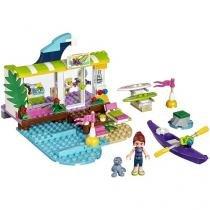 LEGO Friends Mia Loja de Surf de Heartlake - 186 Peças 41315