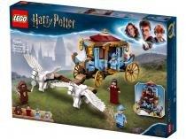 LEGO Harry Potter Carruagem de Beauxbatons - Chegada a Hogwarts 430 Peças 75958