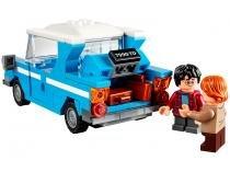LEGO Harry Potter O Salgueiro Lutador de Hogwarts - 753 Peças 75953