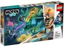 LEGO Hidden Side Ataque ao Mercado de Camarão - 579 Peças 70422