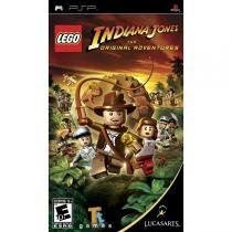 Lego indiana jones the original adventures - psp - Sony