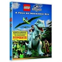 Lego Jurassic World - A Fuga do Indominous Rex - Universal pictures