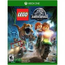 Lego jurassic world - xbox one - Microsoft