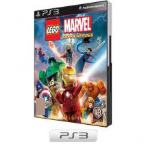 Lego Marvel Super Heroes para PS3 - WB Games