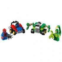 LEGO Marvel Super Heroes Poderosos Micros: - Homem-Aranha contra Escorpião 79 Peças 76071