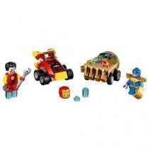LEGO Marvel Super Heroes Poderosos Micros: - Iron Man vs. Thanos 94 Peças 76072