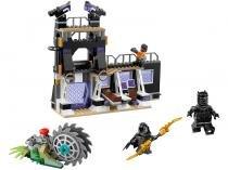 LEGO Marvel Super Heroes Vingadores Guerra - Infinita Ataque Corvo Glaive 416 Peças 76103