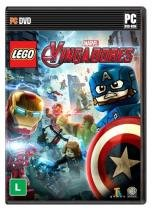 Lego Marvel Vingadores - PC - Warner Bros