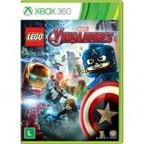 Lego Marvel Vingadores - Xbox 360 - Wb games