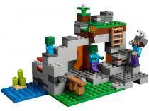 LEGO Minecraft A Caverna de Zombie - 21141