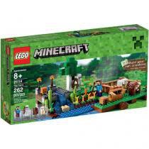 LEGO Minecraft Creative Adventure A Fazenda - 21114 262 Peças