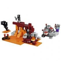 LEGO Minecraft O Wither - 4111121126 318 Peças