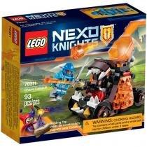 LEGO Nexo Knights Catapulta do Caos - 4111170311 93 Peças