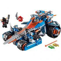 LEGO Nexo Knights Espada Estrondosa do Clay - 4111170315 367 Peças