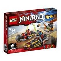 Lego Ninjago 70600 Perseguição de Motocicleta Ninja - LEGO - Lego