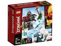 LEGO Ninjago A Viagem de Lloyd - 81 Peças 70671