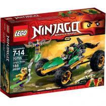 LEGO Ninjago Invasor da Selva 70755 - 188 Peças