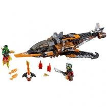 LEGO Ninjago Tubarão Aéreo - 221 Peças - LEGO