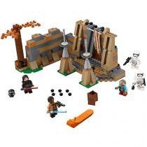 LEGO Star Wars - Combate no Castelo de Maz - 409 Peças - 75139
