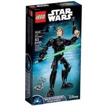 "LEGO Star Wars"" Constraction Luke Skywalker - 75110 83 Peças"