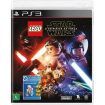 Lego Star Wars: O Despertar Da Forca Br - Ps3 - Warner Bros Games