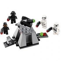 LEGO Star Wars - Pack de Combate da Primeira Ordem - 88 Peças - 75132